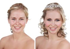 This is what a #great #wedding #makeup #artist can do for you on your #special #day.  Don't leave it to chance, don't try and do it yourself. It's your #special, #once #in #a #lifetime opportunity.  Take time to do #dry #runs with your #artist of choice.