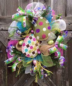 Wreaths on Pinterest | Deco Mesh Wreaths, Deco Mesh and Mesh Wreaths