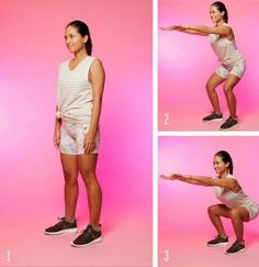 How to do a real squat!