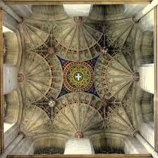 The ceiling of Canterbury Cathedral (OC) - Architecture and Urban Living - Modern and Historical Buildings - City Planning - Travel Photography Destinations - Amazing Beautiful Places Detail Architecture, Sacred Architecture, Beautiful Architecture, Beautiful Buildings, Interior Architecture, Building Architecture, Interior Design, Room Interior, Design Art
