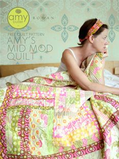 TONS of free quilting patterns. Yay!