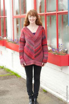 Crosstrail by Norah Gaughan $6 Twist Collective Fall 2012