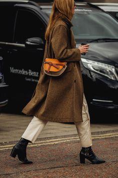 london fashion week 2018 street style moda tendencias