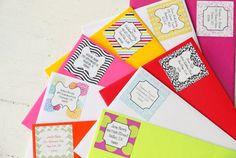 Return Address Label Custom Stickers by WhenItRainsShop on Etsy, $6.00