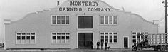 Monterey County Beginnings  Steinbeck was born about 30 miles from Cannery Row in Salinas, California, on February 27, 1902. He graduated from Salinas High School in 1919 and attended Stanford University, about 90 miles north of the Monterey Peninsula. He married his first wife, Carol Henning, in 1930. They lived in Pacific Grove next to Cannery Row, where much of the material for his books was gathered.