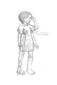 Joana  |  lápis • sketchbook