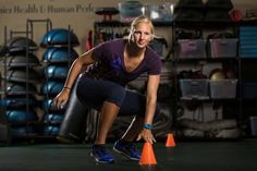 Learn the benefits of agility training for non-athletes.