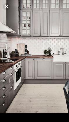 Kitchen Styling, Home Kitchens, Kitchen Remodel, Beach House, Kitchen Ideas, Dads, Kitchen Cabinets, Future, Decoration
