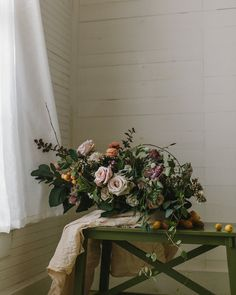 MOODY FLORAL DESIGN INSPIRATION FROM THE AMY OSABA MASTER CLASS