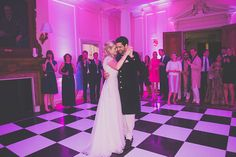 First dance in the Centre Hall- what are your favorite first dance songs? Photography by @ruthallenphotography.