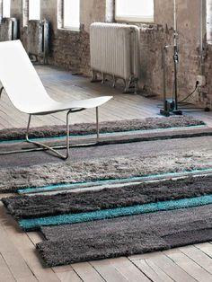 SALINAS DE MARAS _ tappeto patchwork by CHRISTIANE MÜLLER | CARPET SIGN