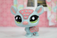 littlest pet shop armadillo