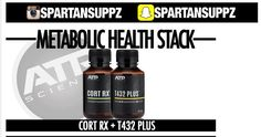 July Special #1 . The @atpscience Metabolic Health Stack!  This stack is literally suited to anyone wanting to optimise their metabolic health lower stress and feel revitalised . Find it at Spartansuppzcom or come into one of our retail stores! Follow @Spartansuppz on the Tube. Snap us @Spartansuppz. #spartansuppz #spartansuppzgeelong #Geelong #ballarat #bodybuilding #powerlifting #fitness #igfit #shred #gym #supplements #supps #insta #gymlife #iifym #diet #fitfreaks #swole #motivation…