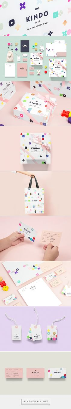 Kindo — branding & packaging designed by Anagrama
