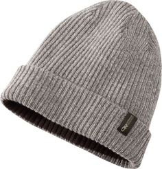 ad137027051 Outdoor Research Knotty Beanie Walnut Earth Winter Wear For Men