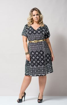 Predilect's Plus- Moda Plus Size- no Atacado.