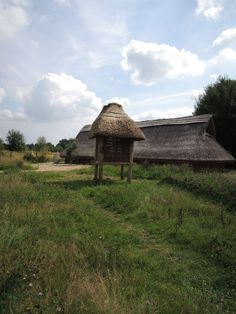 Bronze Age grain storage and hall, Netherlands Grain Storage, Bronze Age, Runes, Netherlands, Gazebo, Grains, Outdoor Structures, The Nederlands, The Netherlands