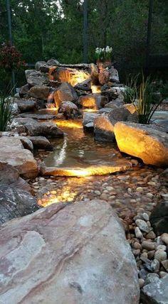 Gib deinem Garten das gewisse Extra! 13 verrückte Ideen für Springbrunnen und Gartenteiche im Garten! - DIY Bastelideen