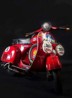 Vespa days : Photo
