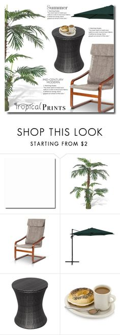 """Summer"" by soks ❤ liked on Polyvore featuring interior, interiors, interior design, home, home decor, interior decorating, interiordesign and lovdock"