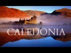 ♫ Scottish Music - Caledonia ♫ - YouTube