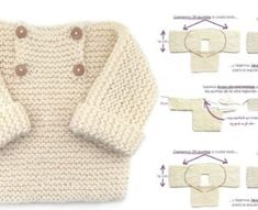 How to Make a Baby Jersey | Knitting Embroidery Videos and Lessons