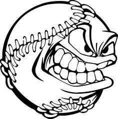 Baseball diy crafts for adults - Diy Silhouette Cameo Projects, Silhouette Design, Vinyl Crafts, Vinyl Projects, Logo Banda, Cricut Vinyl, Vinyl Decals, Sports Decals, Graffiti