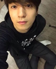 Sungjin...Lee Minho younger brother *just kidding*