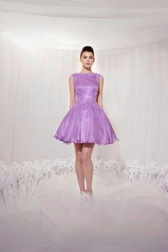 Llamativos vestidos de fiesta de alta costura | Primavera - Verano