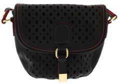 GRETTA01 BLACK WOMEN'S HANDBAG ONLY $16.88