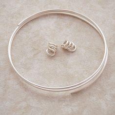 Adjustable Bangle bracelet tutorial
