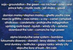 SNWMF 2013: Performers