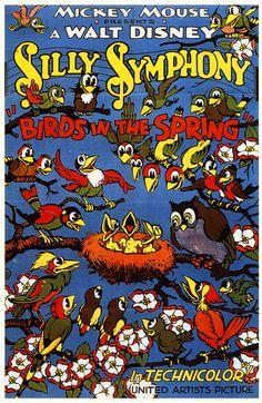 1933; copyright Walt Disney.