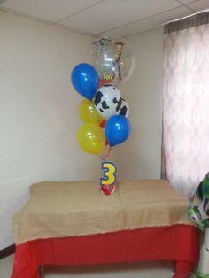 """Centro de mesa  """"Toy Story"""""""