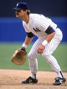 My childhood hero.   Donnie Baseball.   Still the greatest Yankee ever, as far as I'm concerned. Baseball Pants, Baseball Stuff, Baseball Pictures, Baseball Uniforms, Baseball Players, Baseball Teams, Mlb Teams, Pro Baseball, Mlb Players