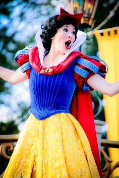 Snow White | Flickr - Photo Sharing!