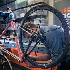 """#Repost from bike shop @abovecategory - """"Extremely detail oriented? Excited about insane bikes that entail a high level of design and aesthetic? We're looking for a full-time assembly mechanic to join our crew in Sausalito, CA."""" DM @abovecategory for more info. #abovecategory #cycling #biking #cyclist #bike #bicycle #roadbike #roadcycling #mechanic #bikemechanic #hizokucycles HizokuCycles.com"""