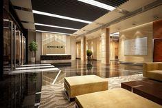 modern hotel lobby - Google Search