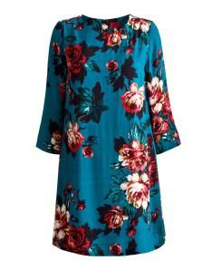 Stunning floral tunic from Joules, perfect for a Harvest Party