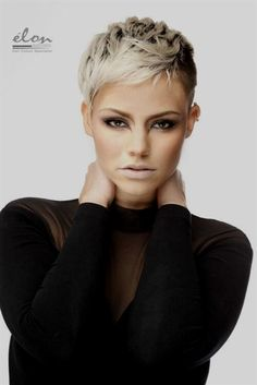 If you think you know pixies, think again! These incredibly chic pixie haircuts prove that not all pixies are created equal. If you think you know pixies, think again! These incredibly chic pixie haircuts prove that not all pixies are created equal. Short Blonde Pixie, Short Pixie Haircuts, Pixie Hairstyles, Short Hair Cuts, Cool Hairstyles, Short Hair Styles, Long Pixie, Short Wavy, Platinum Blonde Pixie