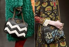 Gucci, inverno 2016/17 - Fotos: Getty Images