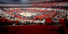 Στη Hala Pionir αντί της Kombank Arena με Παναθηναϊκό ο Ερυθρός Αστέρας!