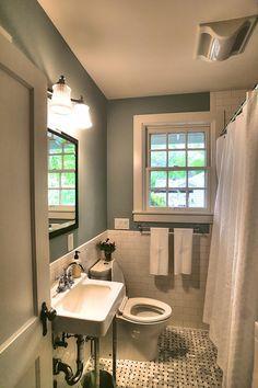 Craftsman Bungalow Bathroom Renovations Bungalow