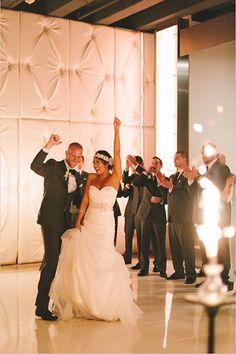20 Ways to Wow Guests (Without Blowing Your Budget) Love the idea of playing other couples first songs.