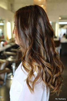 asian hair highlights 2015 - Google Search