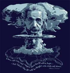 """""""The pioneers of a warless world are the young men (and women) who refuse military service."""" ~Albert Einstein"""