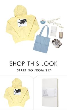 """""""a walk - dive"""" by warmmilkandlaxatives ❤ liked on Polyvore featuring Moleskine"""