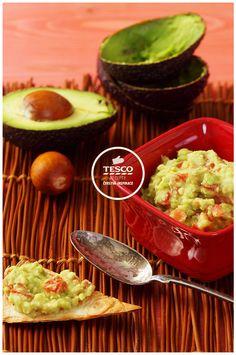 Mexické guacamole http://www.tescorecepty.cz/recepty/detail/121-mexicke-guacamole