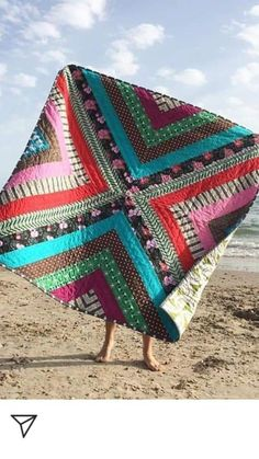 Bohemian Rhapsody Plan by Quilts and More - Nice, simple idea for quick . - Bohemian Rhapsody Plan by Quilts and More – Nice, simple idea for a quick quilt top. Jellyroll Quilts, Patchwork Quilting, Scrappy Quilts, Easy Quilts, Quilting Fabric, Cute Quilts, Scrap Fabric, Crazy Quilting, Star Quilts