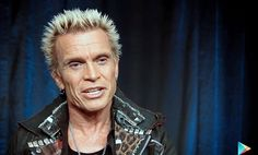 It's Billy Idol's birthday, d'you know that?